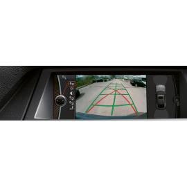 Штатная камера заднего вида BMW X5, X6 (E70, E71)