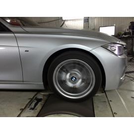 Чип тюнинг двигателей BMW F30, F34 (2.0D и 2.0i)