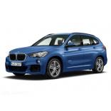 Кодирование опций BMW X1 2016, 2017