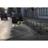 Проекция на лобовое стекло BMW 6 F13