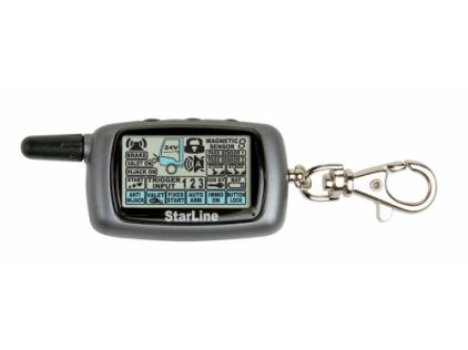 Брелок StarLine 24V с обратной связью