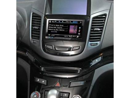 Incar Chevrolet Orlando