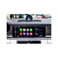 Опция CarPlay Porsche Panamera