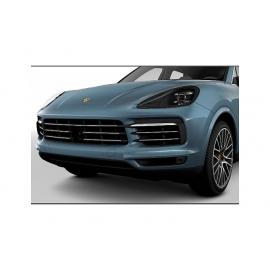 Опция адаптивного круиз - контроля Porsche Cayenne