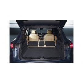 Опция комфортного ЗАКРЫТИЯ крышки багажника Porsche Cayenne