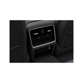 Опция подогрева задних сидений Porsche Cayenne