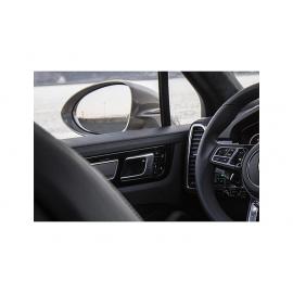 Опция автоматически затемняющихся боковых зеркал Porsche Cayenne