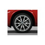 Диск колесный БМВ (BMW) X3 F25 и X4 F26 (R20)