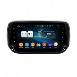Штатное головное устройство Android 9 Hyundai Santa Fe 4 TM (2018-2020) Carmedia KD-9401-P5