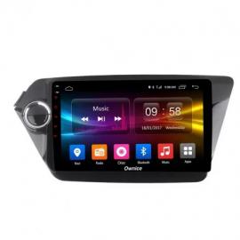 Штатное головное устройство Android 10 Kia Rio (2011-2016) Carmedia OL-9731-P30