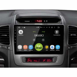 Штатное головное устройство Android 9 Kia Sorento (2012-2020) Roximo Cardroid RD-2301F