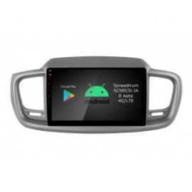 Штатное головное устройство Android 9 Kia Sorento Prime 2015-2017 Roximo RI-2317