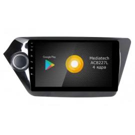 Штатная магнитола Android 10 Kia Rio (2011-2016) Roximo S10 RS-2314