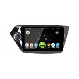 Штатное головное устройство Андройд 9 Киа Рио (2011-2016) Роксимо CarDroid RD-2314F