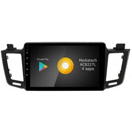 Штатная магнитола Android 10 Toyota RAV4 (2013-2018) Roximo S10 RS-1110
