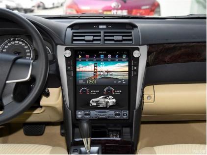 Головное устройство Android 7 Toyota Camry 2015-2018 Carmedia ZF-1206