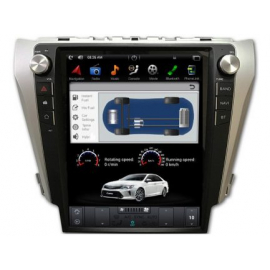 Магнитола Андроид 5 Toyota Camry 2015-2018 Carmedia NS-1071