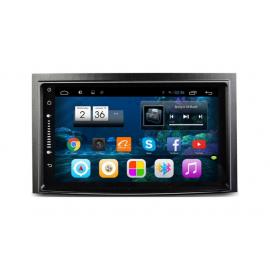 Штатная магнитола Android 8 Toyota Avensis (2012-2015) Carmedia DAFT-2716