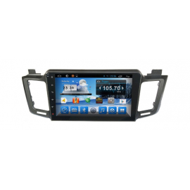 Штатная магнитола Android 9 Toyota RAV4 (2013-2018) Carmedia KR-1021-T8