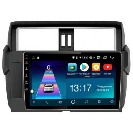 Магнитола Android 8 Toyota LC Prado 150 (2014-2017) Daystar DS-7047Z