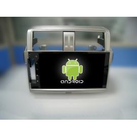 Штатная магнитола Android 6 Toyota LC Prado 150 (2014-2017) Carmedia QR-1048
