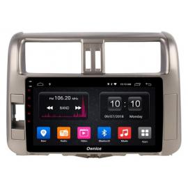 Магнитола Android 8 Toyota LC Prado 150 (2009-2013) Ownice G60 S9613V