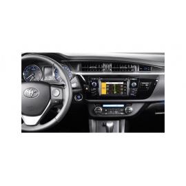 Яндекс навигация  Toyota Сorolla (2013-2016)
