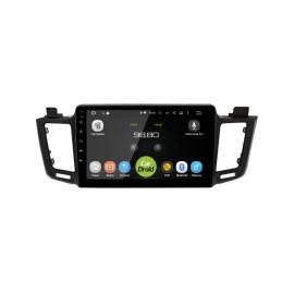 Магнитола Android 9 Toyota RAV4 (2013-2018) Roximo RI-1110