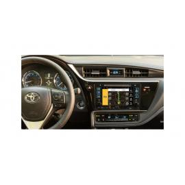 Яндекс навигация Toyota Сorolla (2017-2018)
