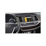 Блок навигации Toyota Highlander (2014-2017, 2018)