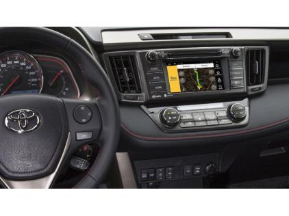 Навигация Toyota Rav4 (Андроид навигатор Тойота Рав 4)