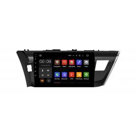 Штатное головное устройство Андройд 10 Toyota Corolla E160 (2013-2016) Roximo 4G RX-1103