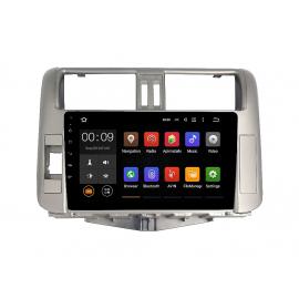 Штатное головное устройство Android 10 Toyota LC Prado 150 (2009-2013) Roximo RX-1114