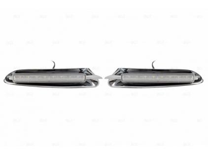 Opel Mokka (2012+) Подфарные вставки