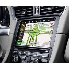 Видеоинтерфейс, навигация Porsche Cayman (2012-2016)