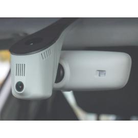 Штатный видеорегистратор Audi Q8