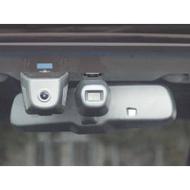 Штатный видеорегистратор Toyota Camry V55