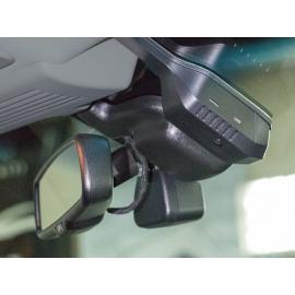 Видеорегистратор Honda CRV (управление с магнитолы)