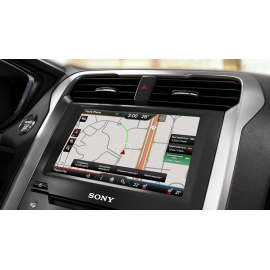 Навигация Ford Mondeo 5 (блок Android)