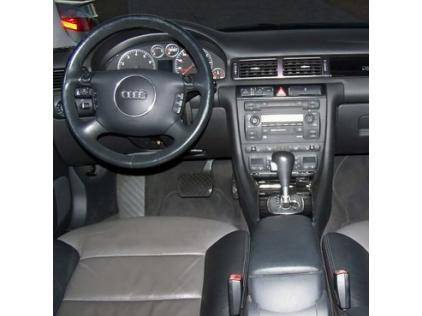 Incar Audi A6 Allroad