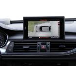 Система кругового обзора Audi A7
