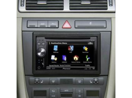 Incar Audi A6 (4В)