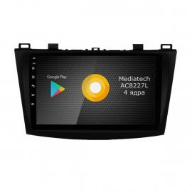 Штатная магнитола Android 10 Mazda 3 BL (2009-2013) Роксимо S10 RS-2414