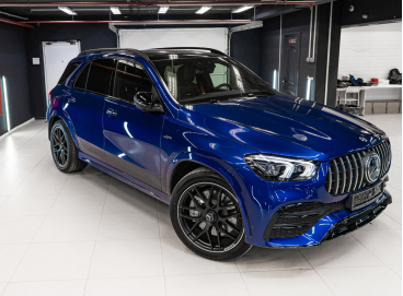 Шумоизоляция Mercedes GLE V167