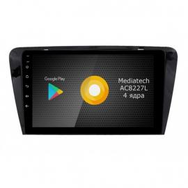 Штатная магнитола Android 10 Шкода Октавия  A7 (2013-2019) Роксимо S10 RS-3201