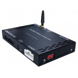Магнитола Андроид 9 Skoda Rapid (2013-2019) Carmedia DZ-218