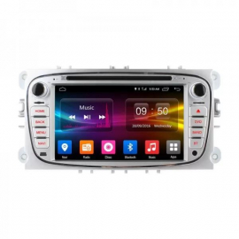 Штатная магнитола Android 6 Ford Mondeo 3 (2000-2007) Roximo CarDroid S7295G-S