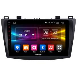 Штатное головное устройство Андроид 8 Mazda 3 BL (2009-2013) Carmedia OL-9507-S9