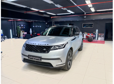 Шумоизоляция Range Rover Velar
