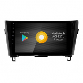 Штатное головное устройство Андройд 10 Ниссан Кашкай j11 (2013-2019) Роксимо S10 RS-1202-NV14